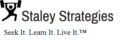 Welcome To Staley Strategies Online Fitness Coaching! logo